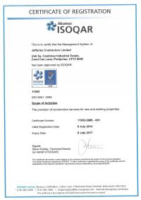 ISO 9001 - Accreditation for Quality Management System