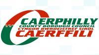 Working in partnership with Caerphilly Council